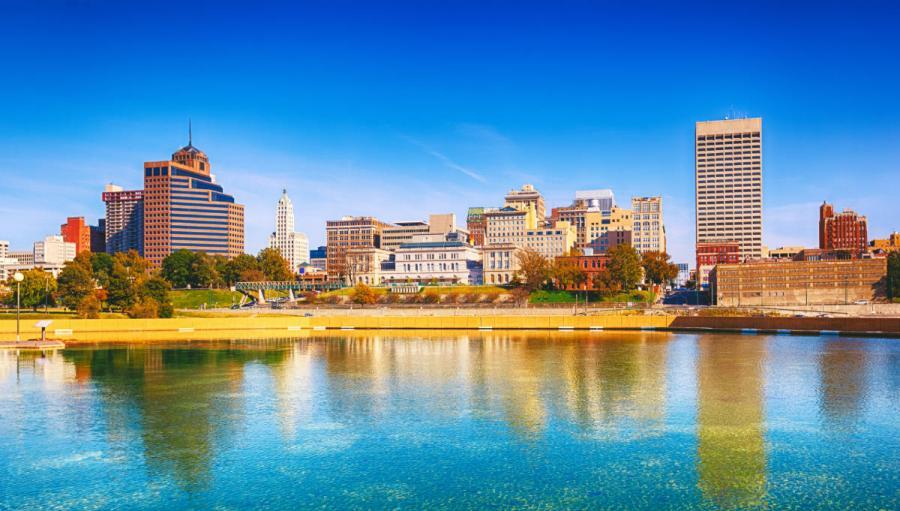 Memphis skyline Memphis