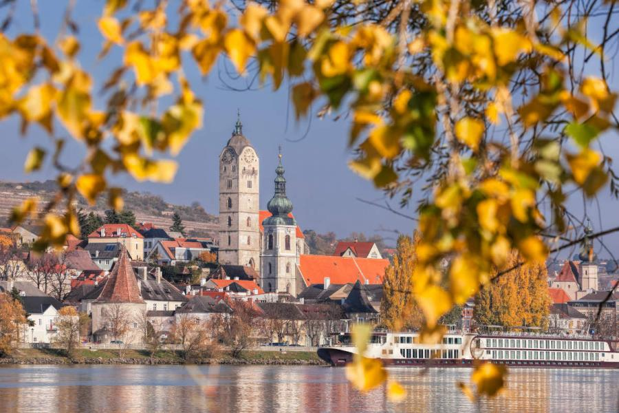 danube river cruises 2019 krems on danube wachau austria