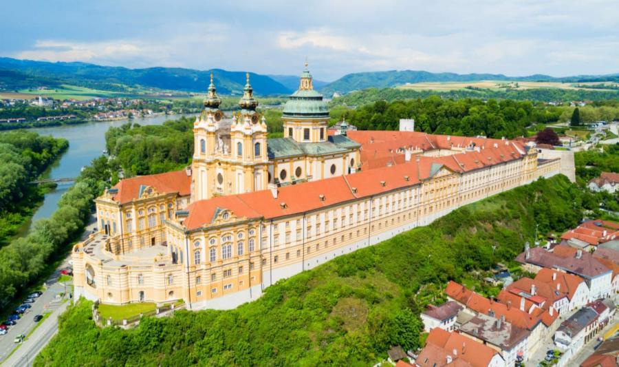 danube river cruises 2019 melk abbey austria