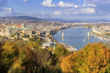 Autumn Cruising on the Blue Danube – River Cruises 2019