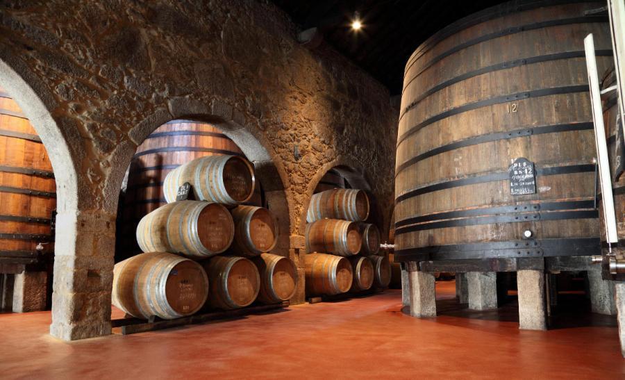 douro cruise porto wine cellar