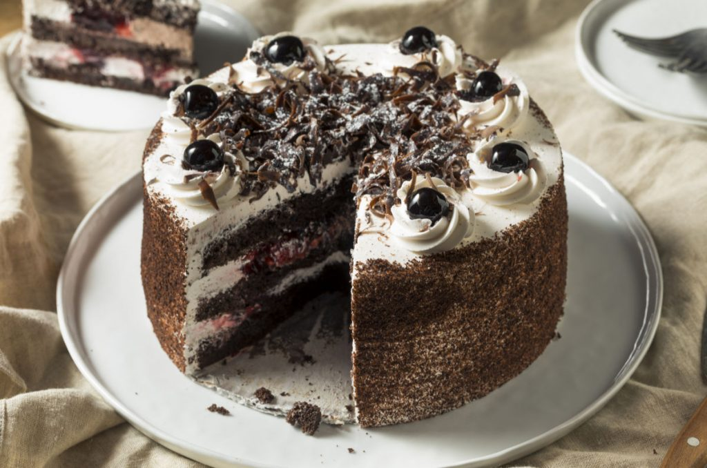 Europe bucket list Black Forest Cake