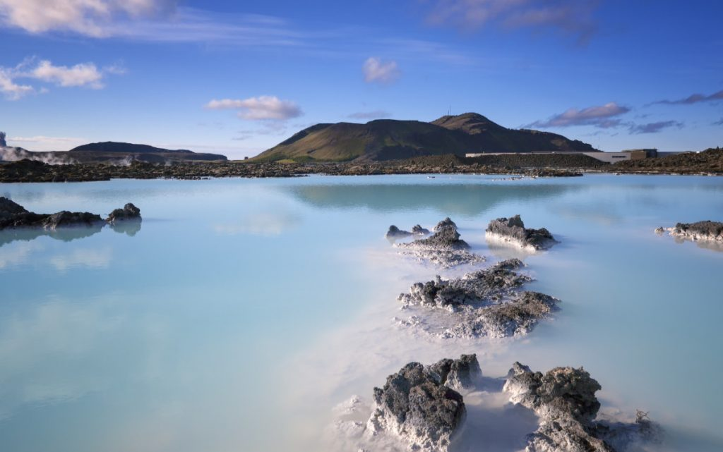 Europe bucket list Blue Lagoon in Iceland