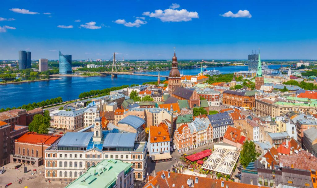 Europe bucket list Riga Latvia