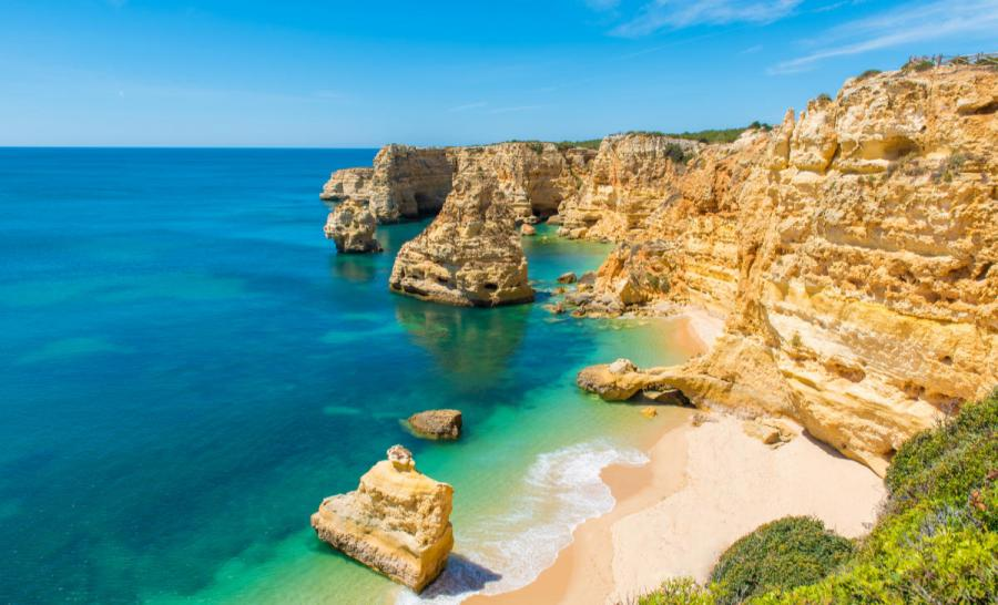 walking holidays europe algarve portugal