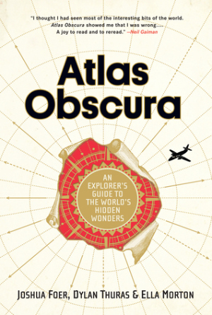 best travel books atlas obscura