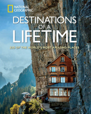 best travel books destinations of a lifetime