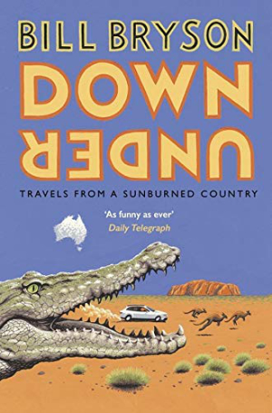 best travel books down under