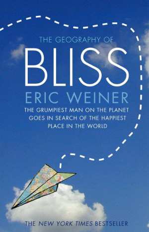 best travel books the geography of bliss