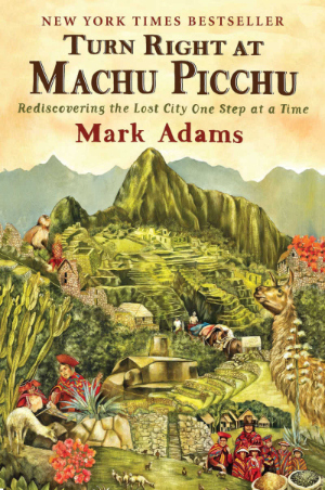 best travel books turn right at machu picchu
