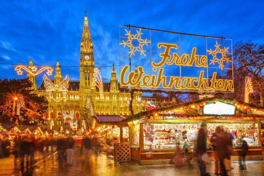 christmas market cruise christmas market vienna