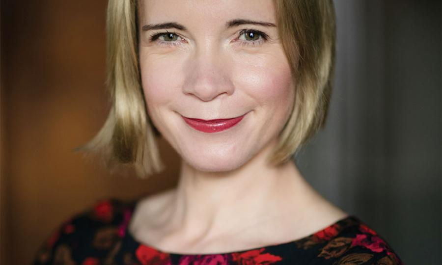 Lucy Worsley with Riviera Travel