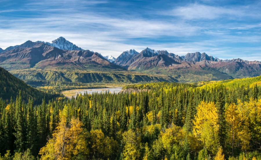 US national parks wrangell st elias national park
