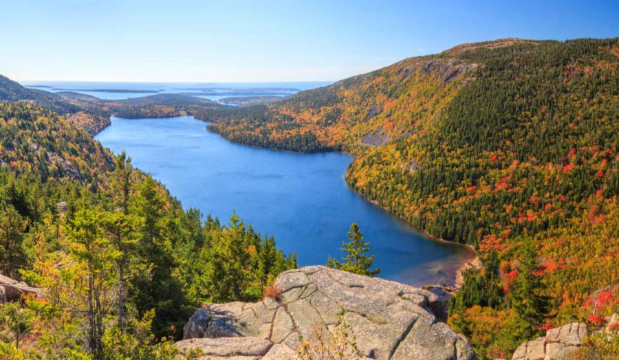 US national parks acadia national park