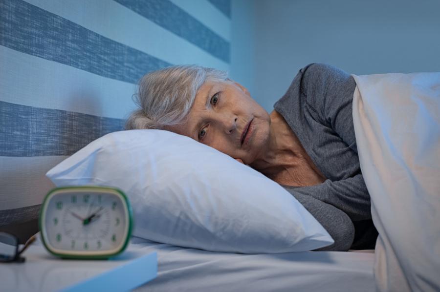 jet lag symptoms insomnia