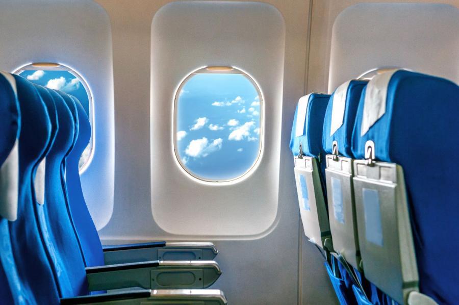 jet lag symptoms aircraft interior