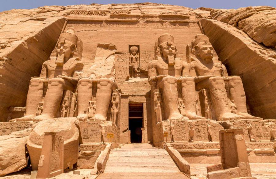 nile cruise abu simbel temple aswan