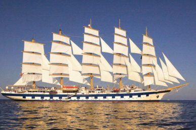 Tall Ships Cruise Guide