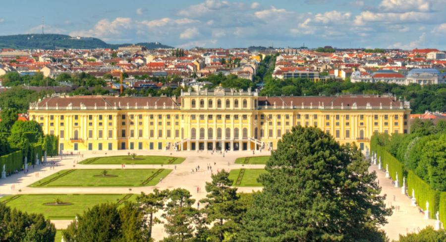 things to do in vienna schonbrunn palace