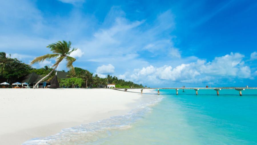 Maldives crise maldives island