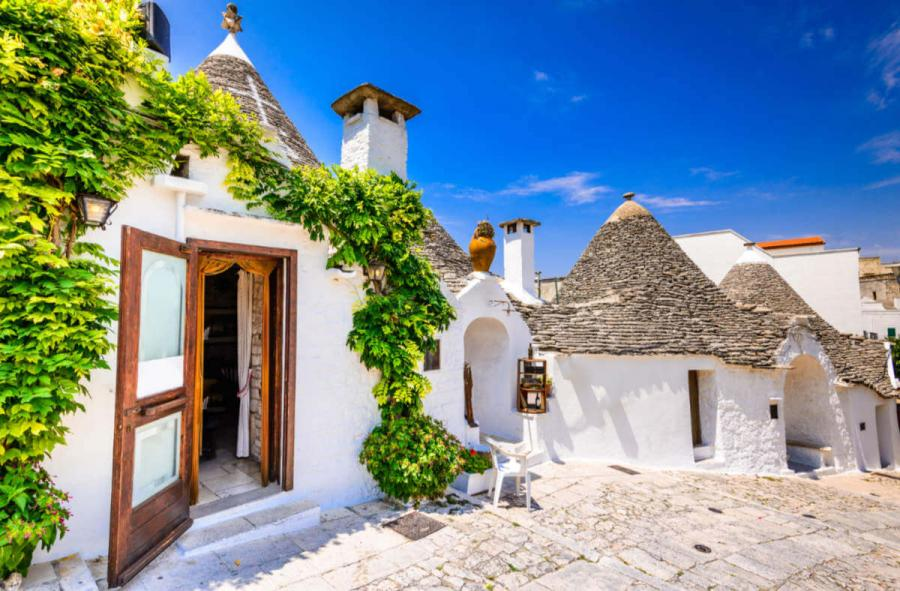best places to visit in italy alberobello puglia