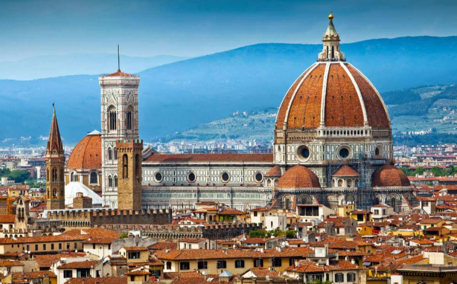 best places to visit in italy cathedral santa maria del fiore florence