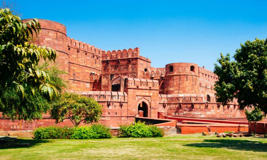 Golden Triangle Tours India | Agra Fort