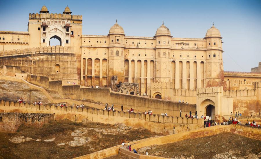 Golden Triangle Tours India | Amber Fort