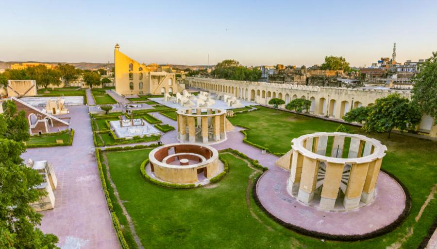 Golden Triangle Tours India | Astronomical Observatory
