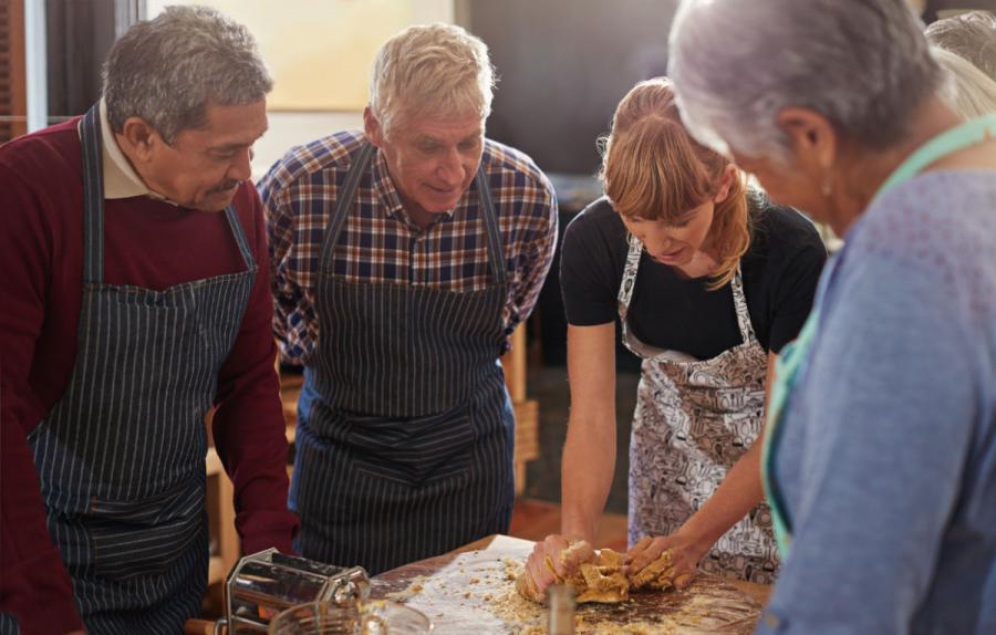 Group tours | Cookery Classes  Demonstration