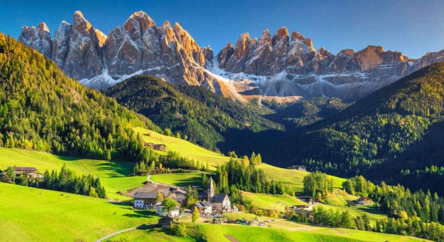 Natural Wonders of Europe | Dolomites