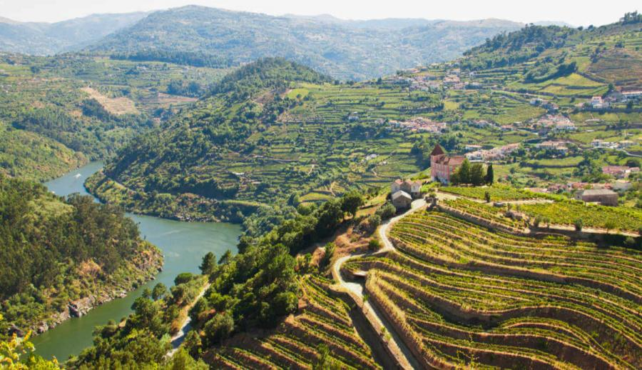 Natural Wonders of Europe | Douro River Valley
