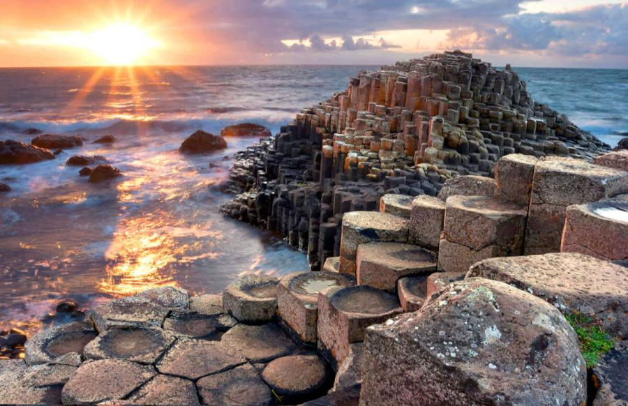 Natural Wonders of Europe | Giant's Causeway