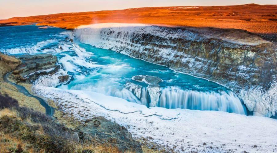 Natural Wonders of Europe | Gullfoss