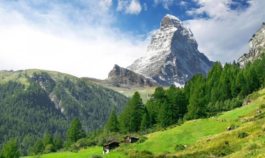Natural Wonders of Europe |  Matterhorn