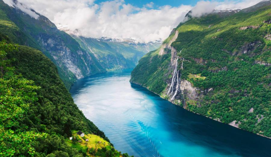 Natural Wonders of Europe | Sunnylvsfjorden