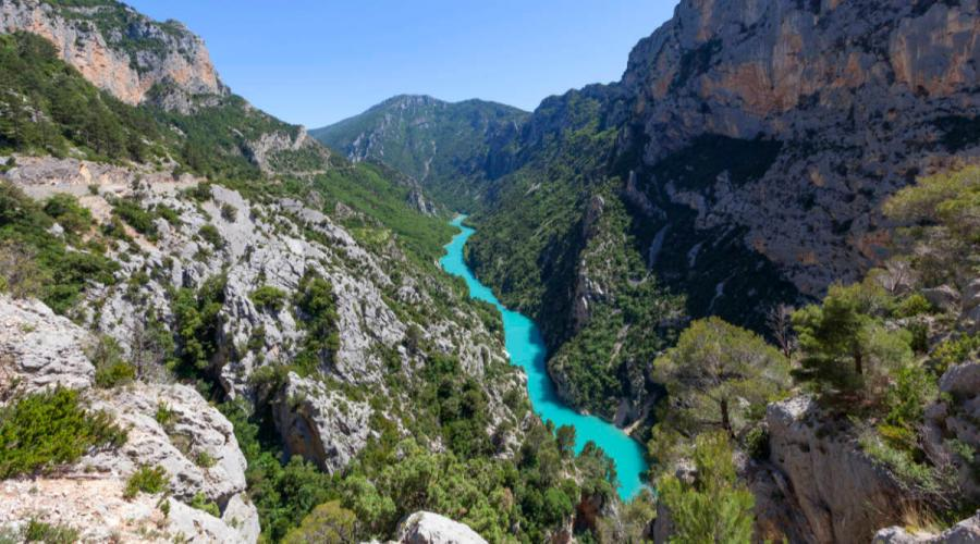 Natural Wonders of Europe | Verdon Gorge