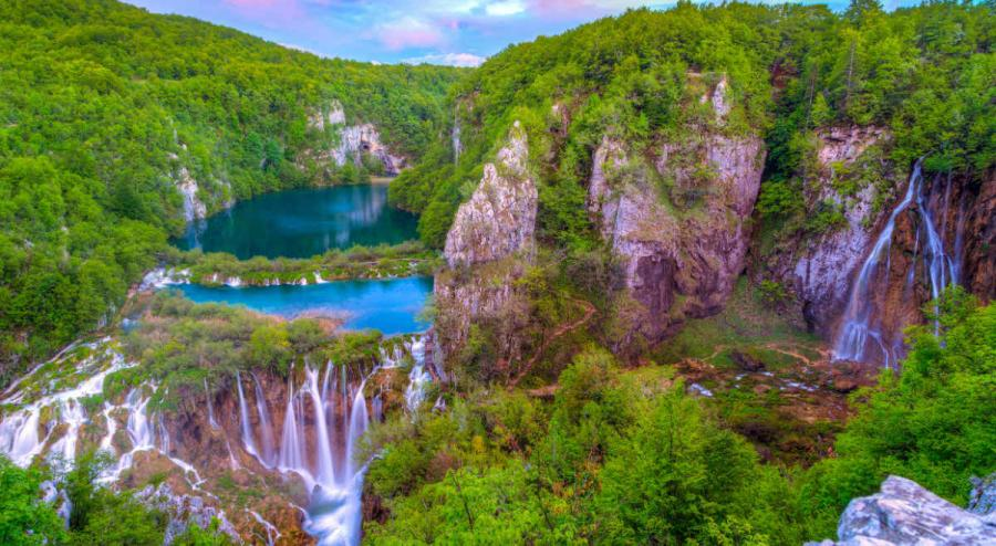 Natural Wonders of Europe | Plitvice