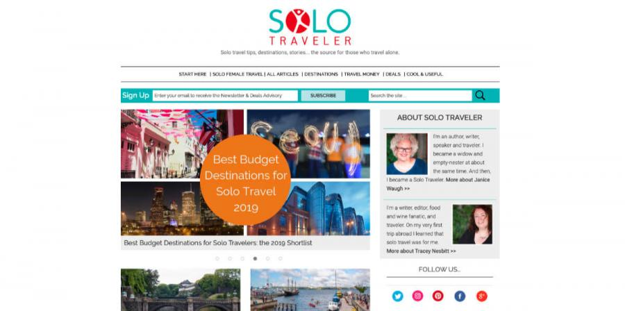 solo travel blogs Solo Traveler