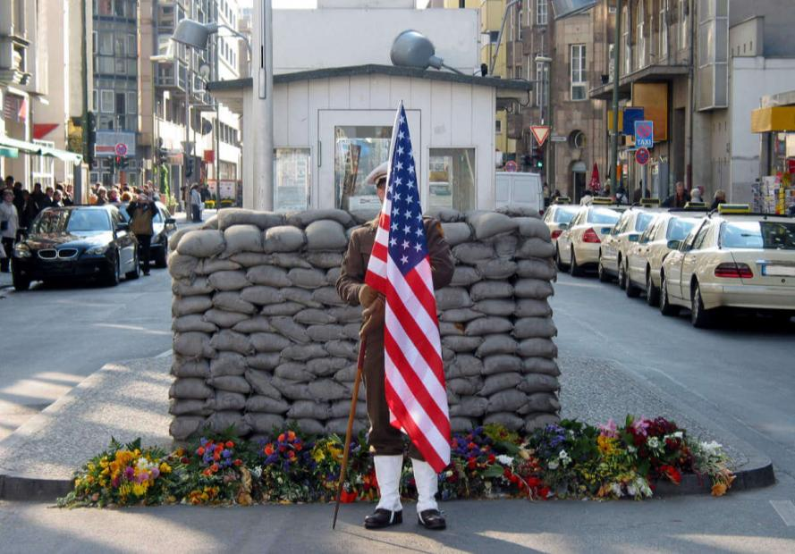 Top things to do in Berlin | Checkpoint Charlie