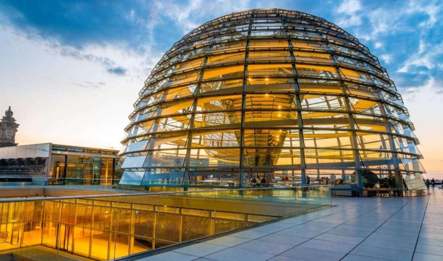 top things to do in Berlin | Reichstag Dome