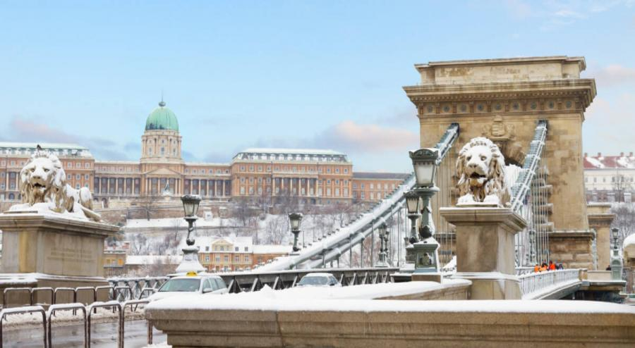 Best European cities to visit in winter Budapest