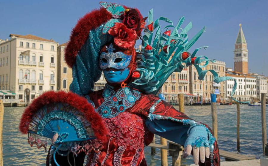 Best European cities to visit in winter Venice Carnivale