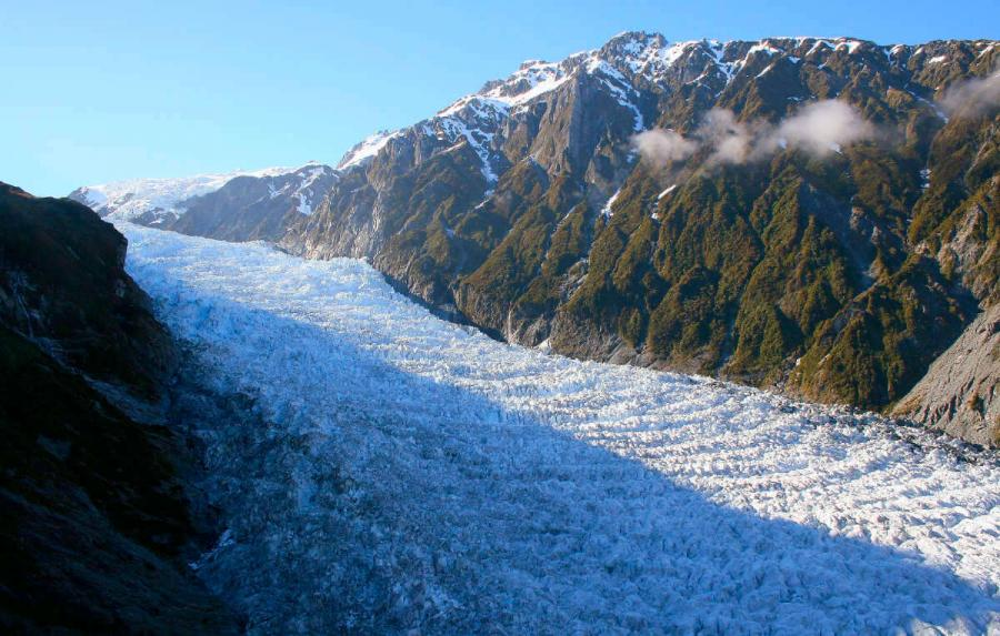 best things to do in new zealand franz josef glacier