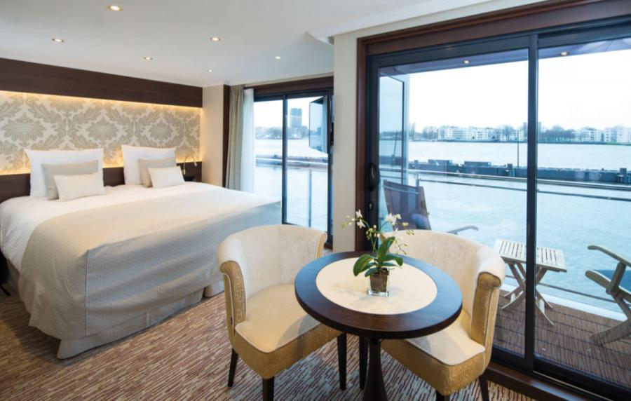 choosing river cruising luxury cabins