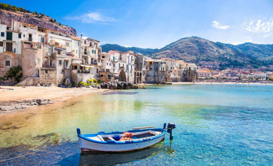 escorted sicily tours cefalu sicily