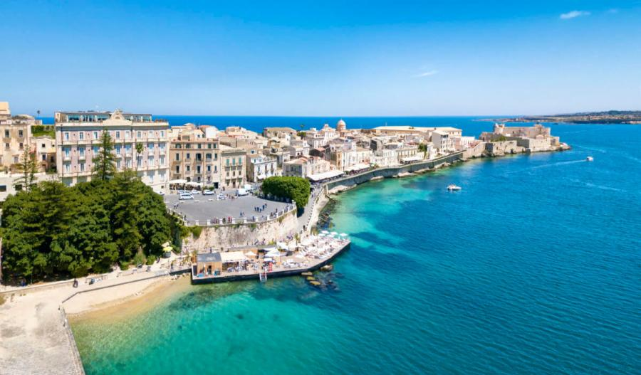 escorted sicily tours ortygia syracuse