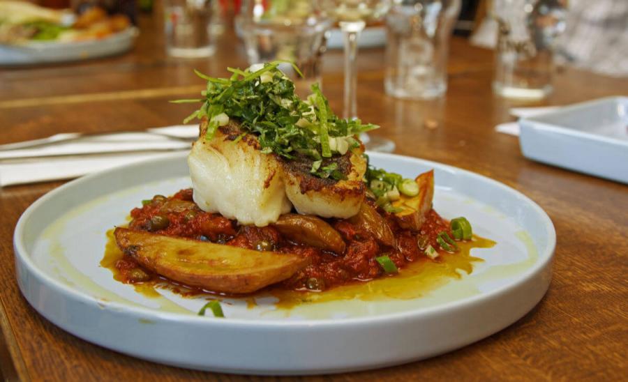 iceland holidays icelandic cuisine cod fish and tomatoes