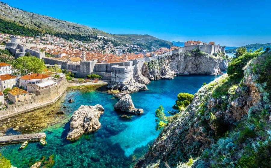 sailing holidays croatia dubrovnik