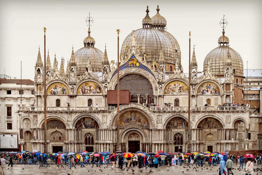 things to do in venice st marks basilica